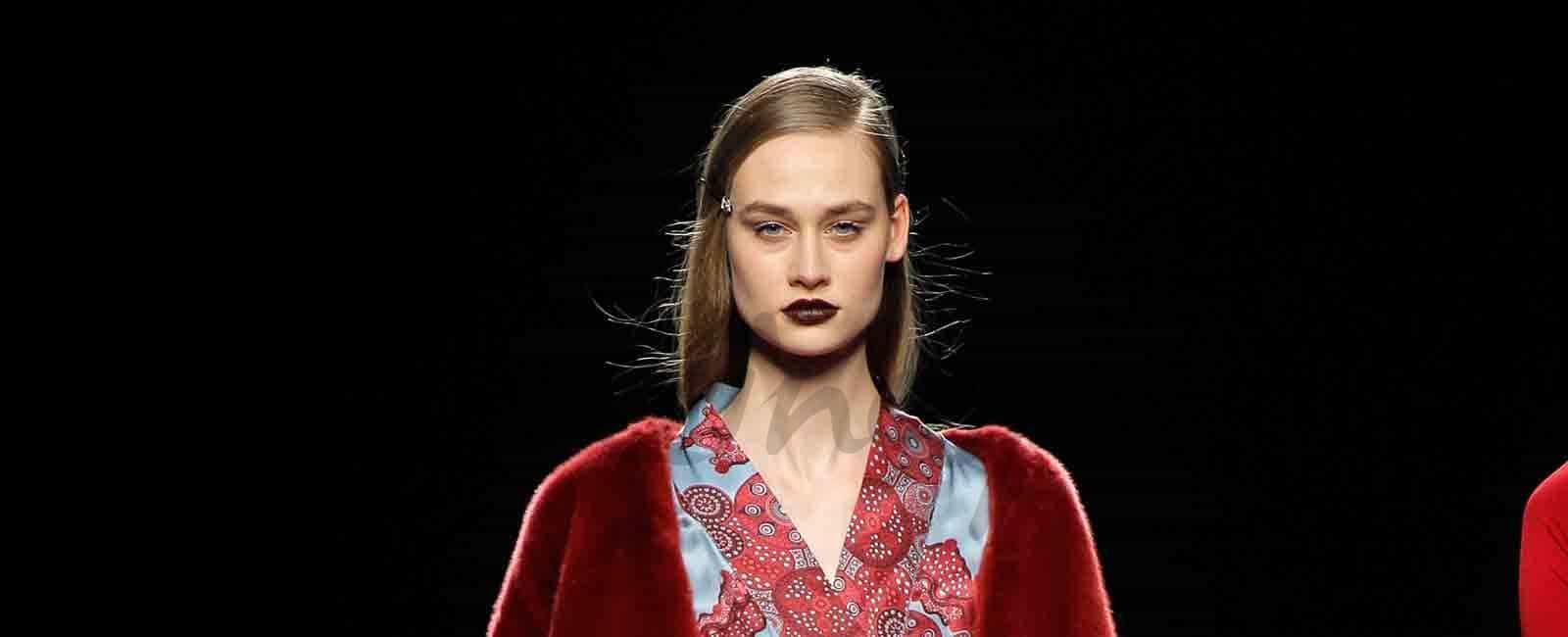 Mercedes Fashion Week: Menchén Tomás Otoño-Invierno 2017/18