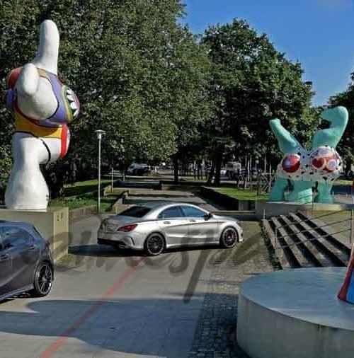 """La nueva """"artillería"""" de Mercedes-Benz"""