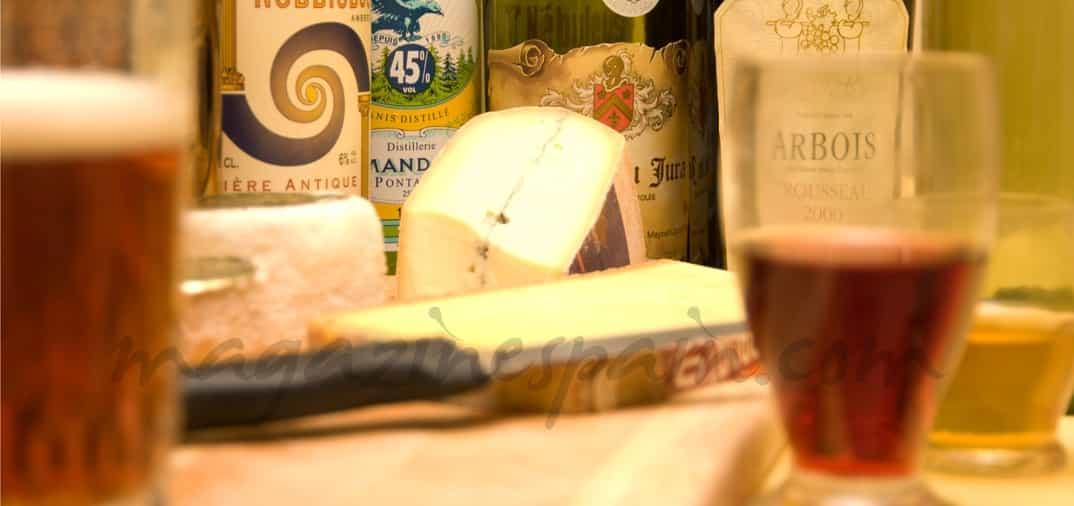 El mejor maridaje de quesos con vino (II)