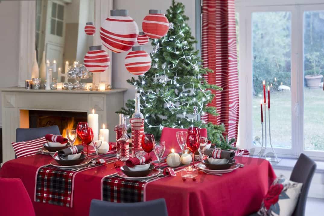 Preparar la mejor mesa navide a - Mesa navidena ...