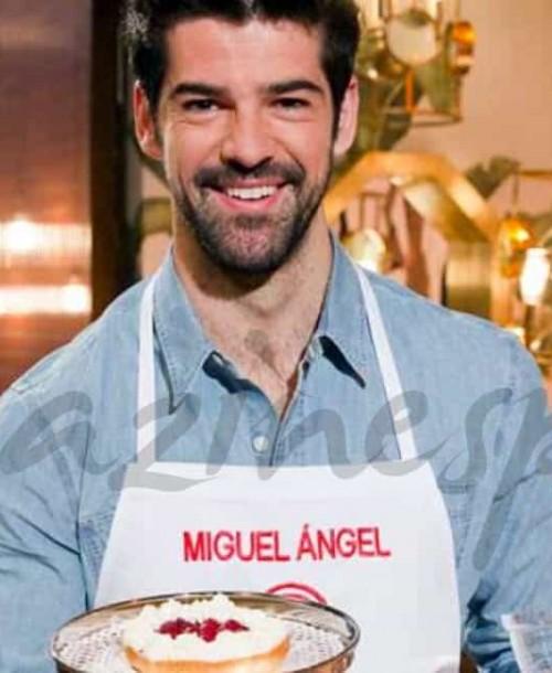 Miguel Ángel Muñoz, el gran triunfador de MasterChef Celebrity