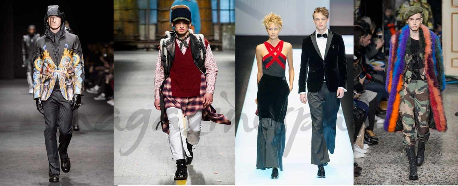 Lo mejor de la Milan Men Fashion Week: Otoño-Invierno 2017-2018
