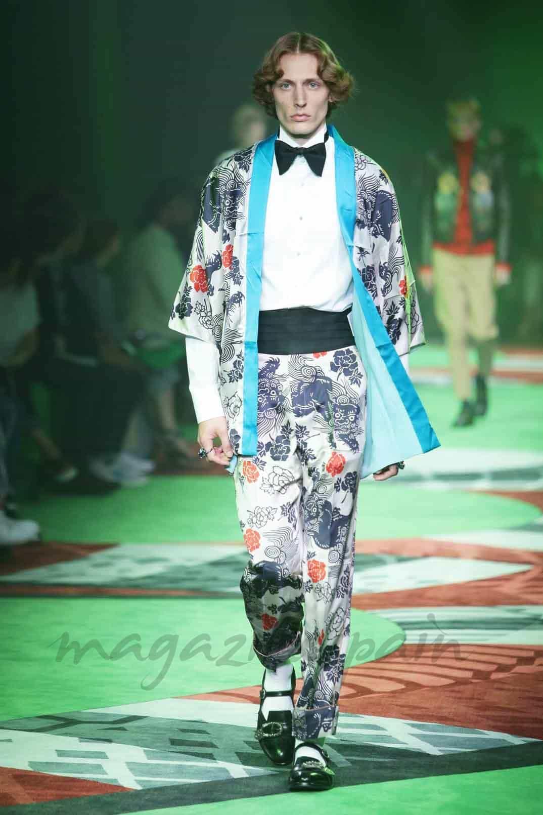 Milan men fashion week 2016 gucci for Gucci milan fashion week