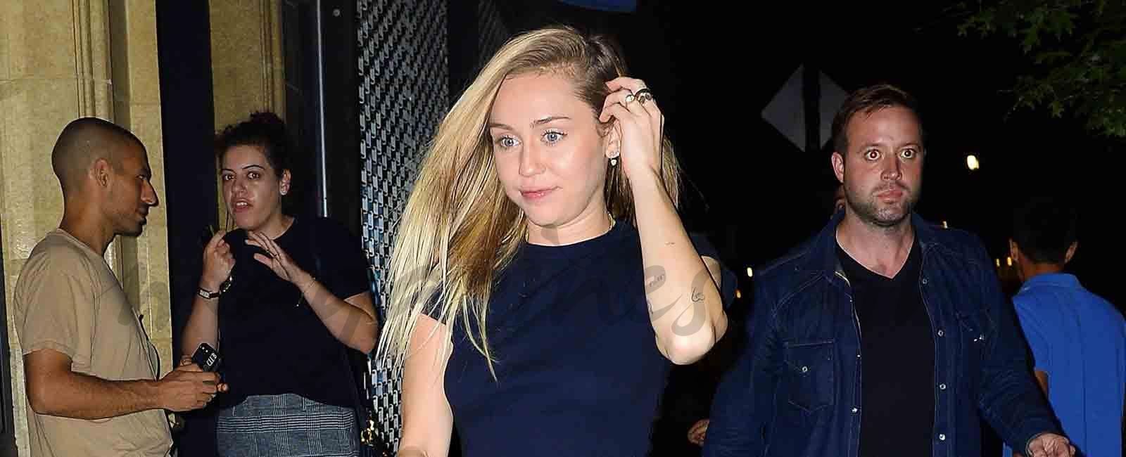 La nueva Miley Cyrus