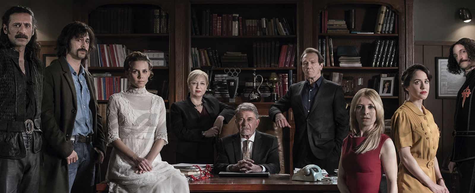Vuelve «El Ministerio del Tiempo» con su tercera temporada