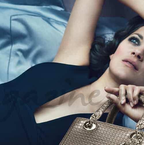 Marion Cotillard, nueva imagen de Lady Dior
