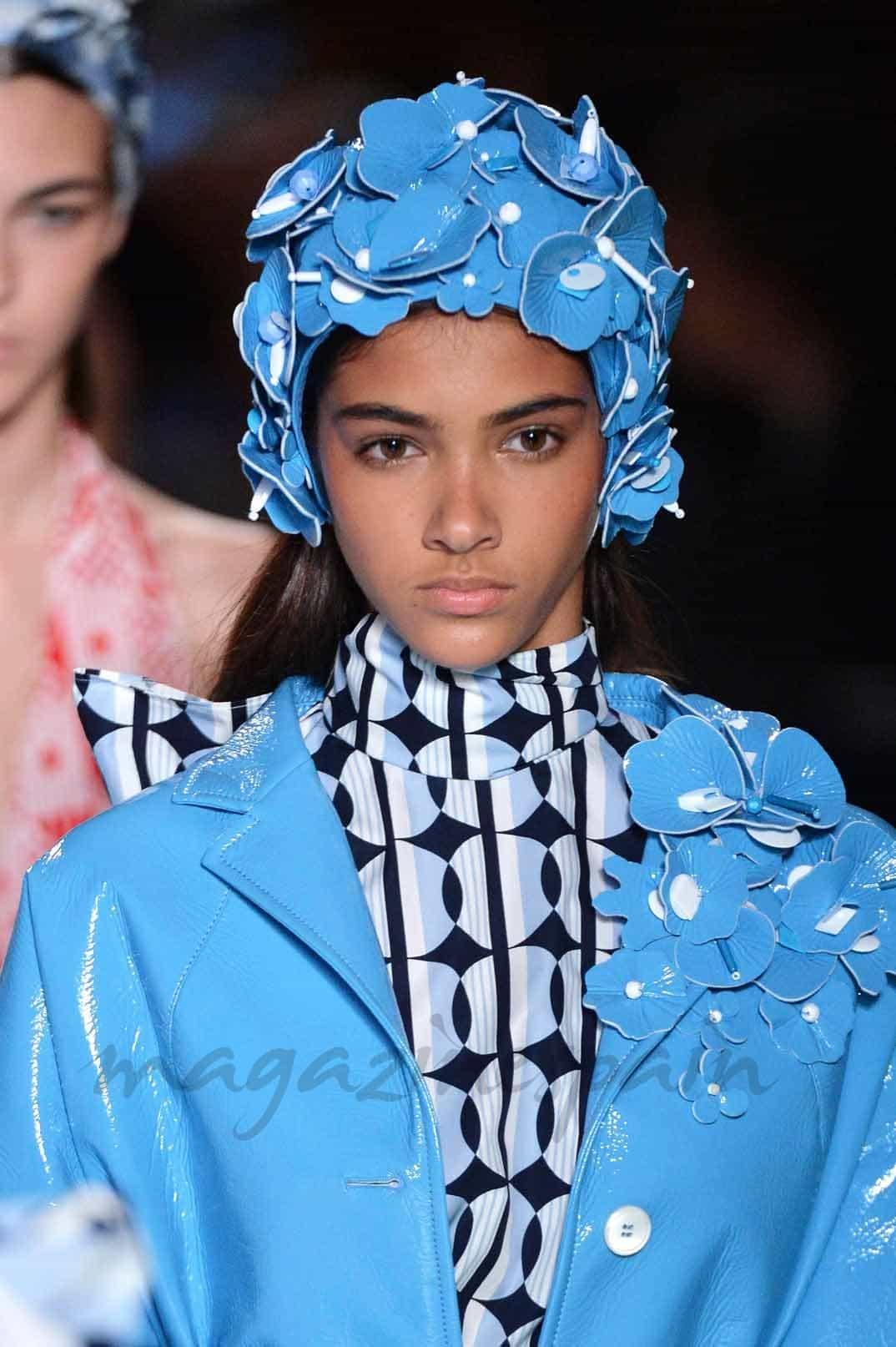 París Fashion Week: miu miu Primavera-Verano 2017