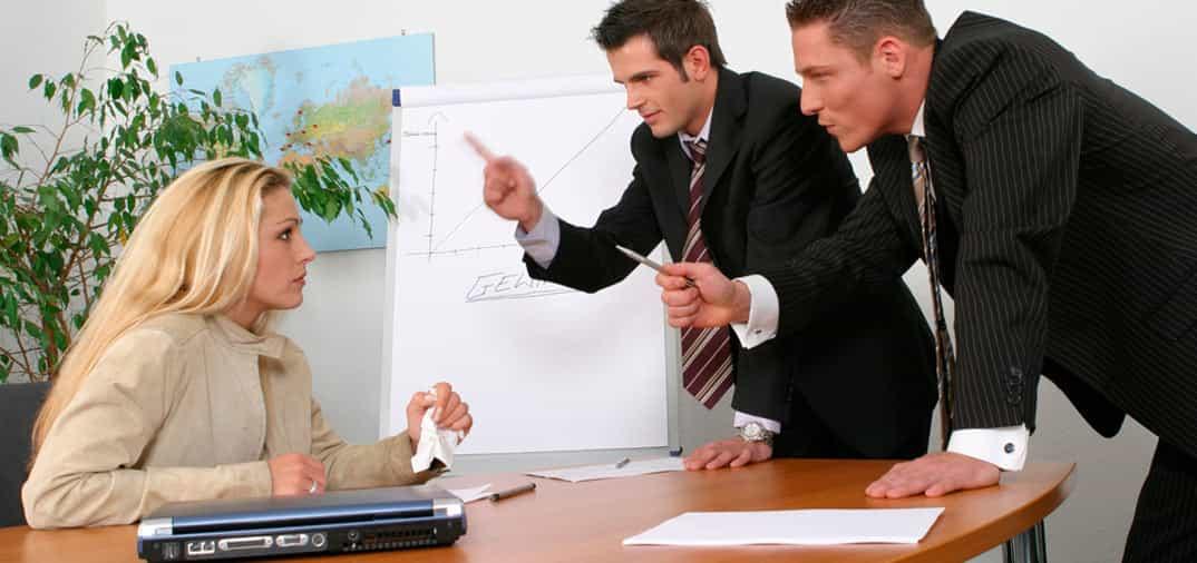 Detecta al jefe psicópata: «El acosador laboral»