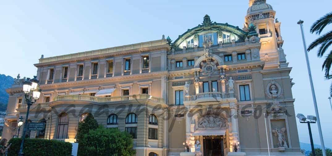 Monaco, baile del amor