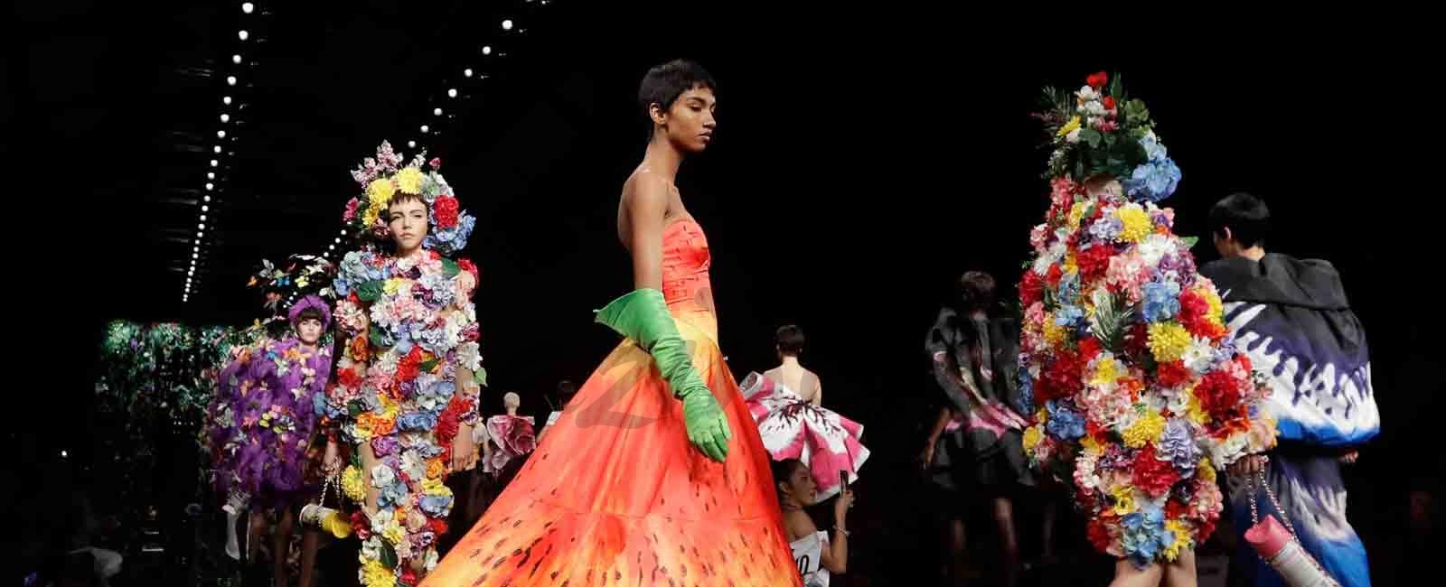 Milan Fashion Week: Moschino Primavera Verano 2018