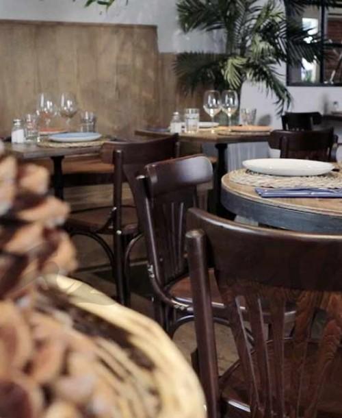 """Fran Larrañaga y un restaurante con mucho encanto, """"Moshing"""""""