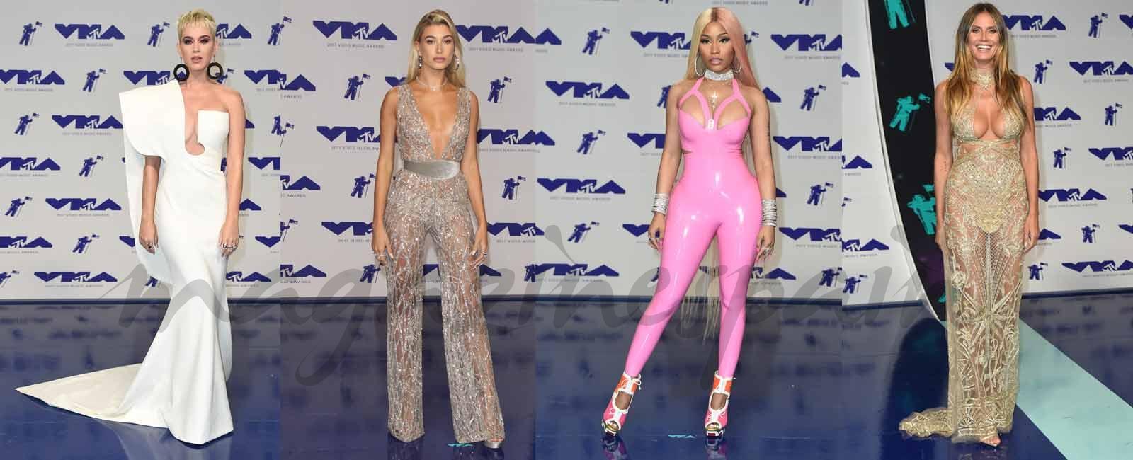 Los mejores (y los peores) looks de los MTV Video Music Awards