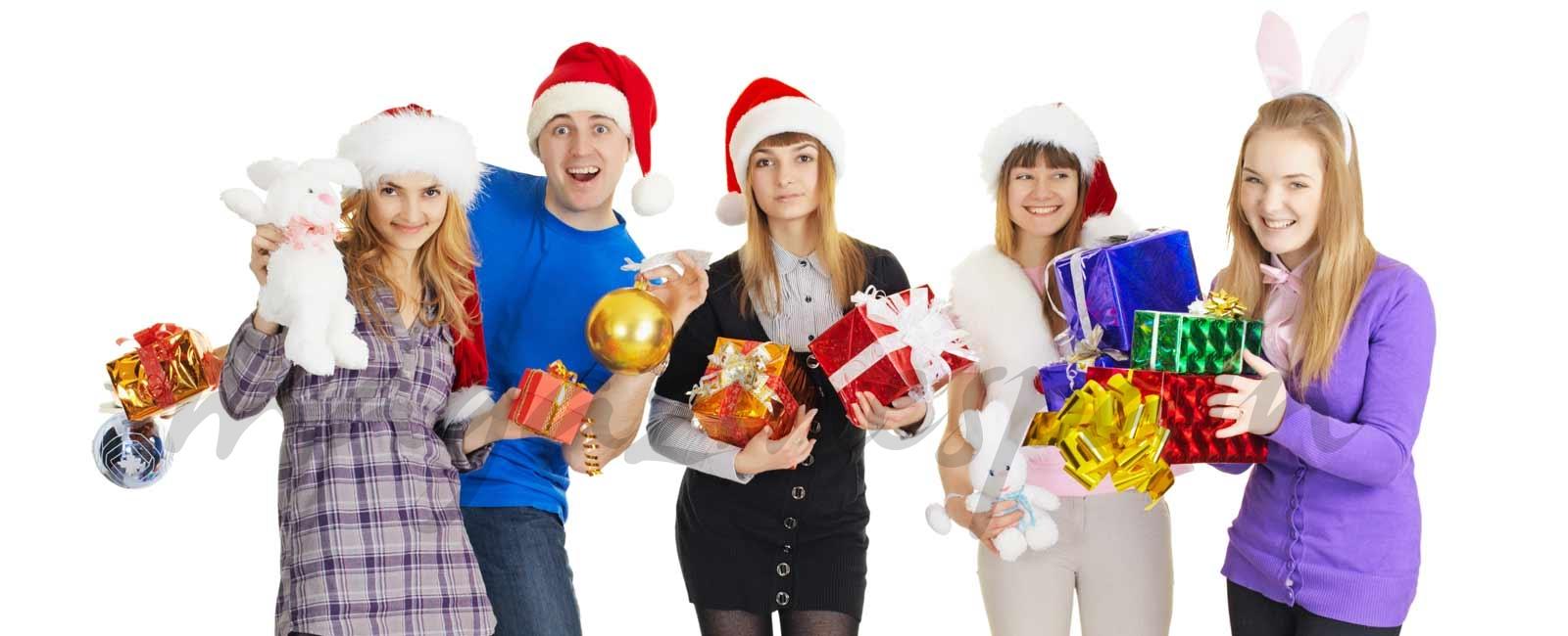 Diferentes maneras de divertirse en Navidad
