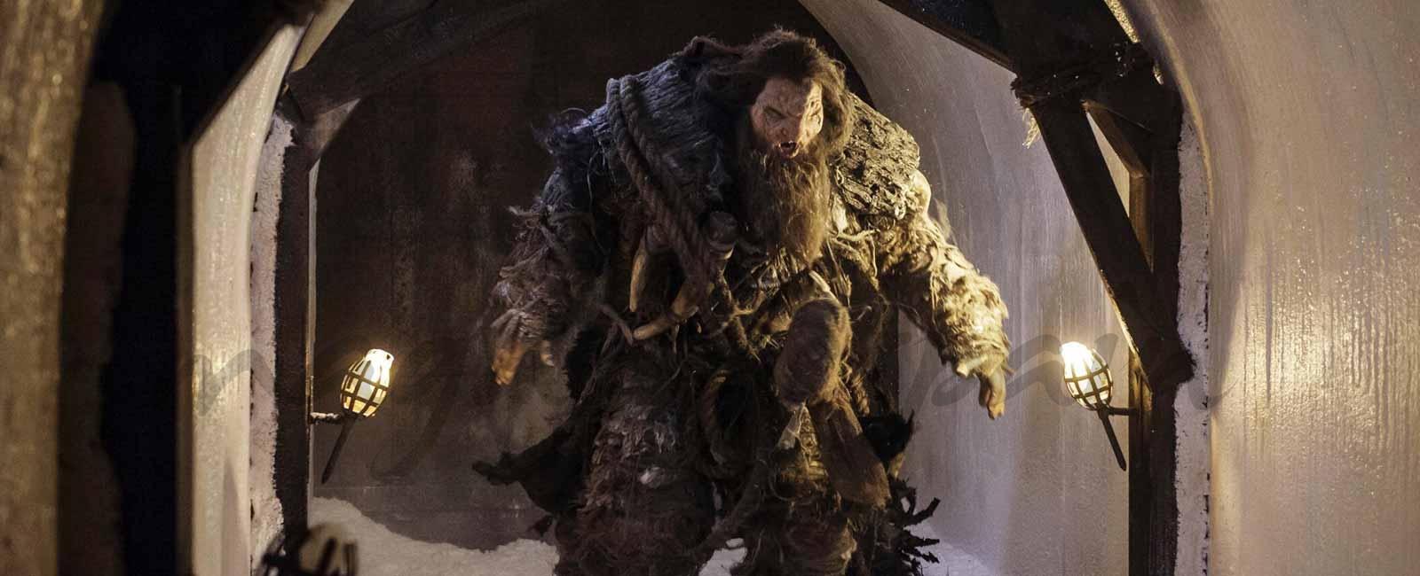 Muere Neil Fingleton, el gigante Mag el Poderoso en 'Juego de Tronos'