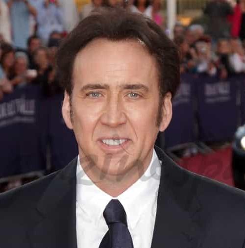Así eran, Así son: Nicolas Cage 2009-2015