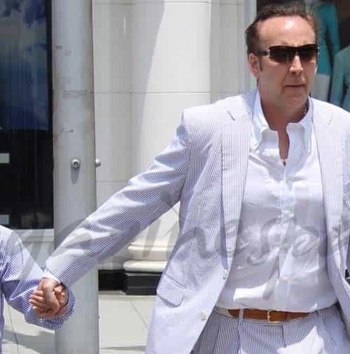 La nueva imagen de Nicolas Cage
