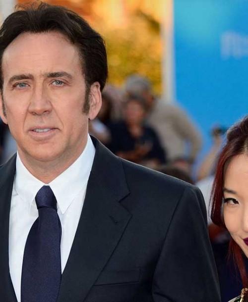Nicolas Cage, tercer fracaso matrimonial