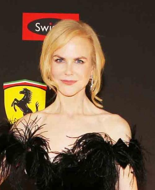 Nicole Kidman lleva el glamour de Hollywood a su Australia natal