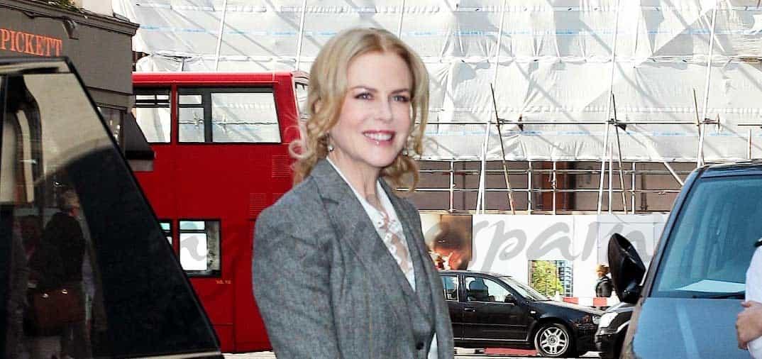 Nicole Kidman, estilo ejecutivo