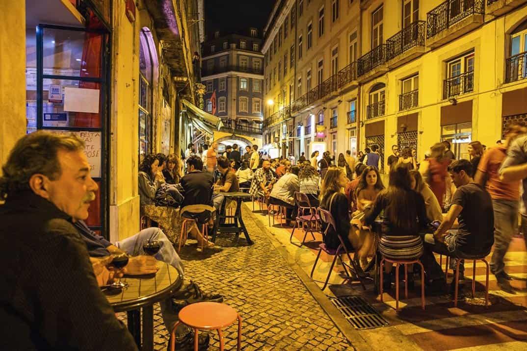 Lisboa - Barrio Alto