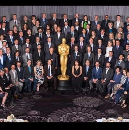 Tradicional almuerzo de los nominados a los Oscar
