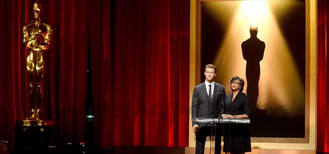 Los nominados a los Oscar 2014
