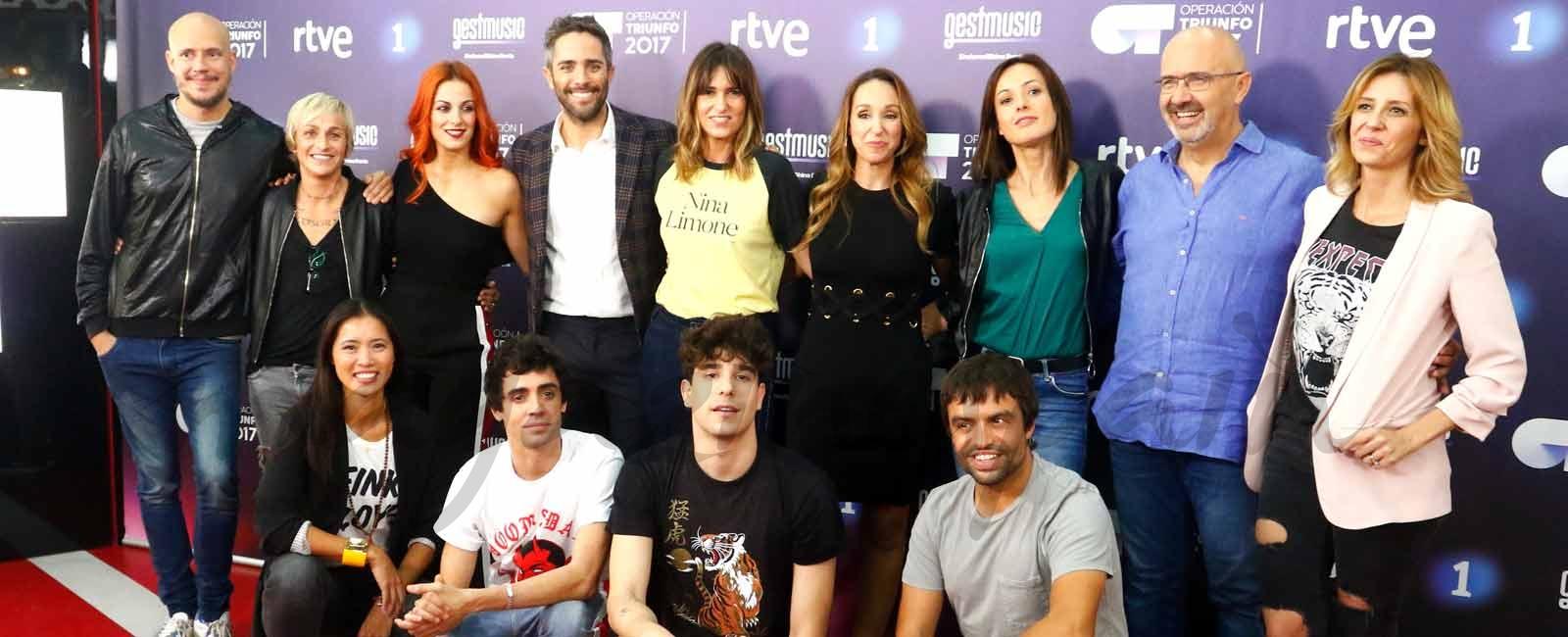 'Operación Triunfo 2017' abre sus puertas