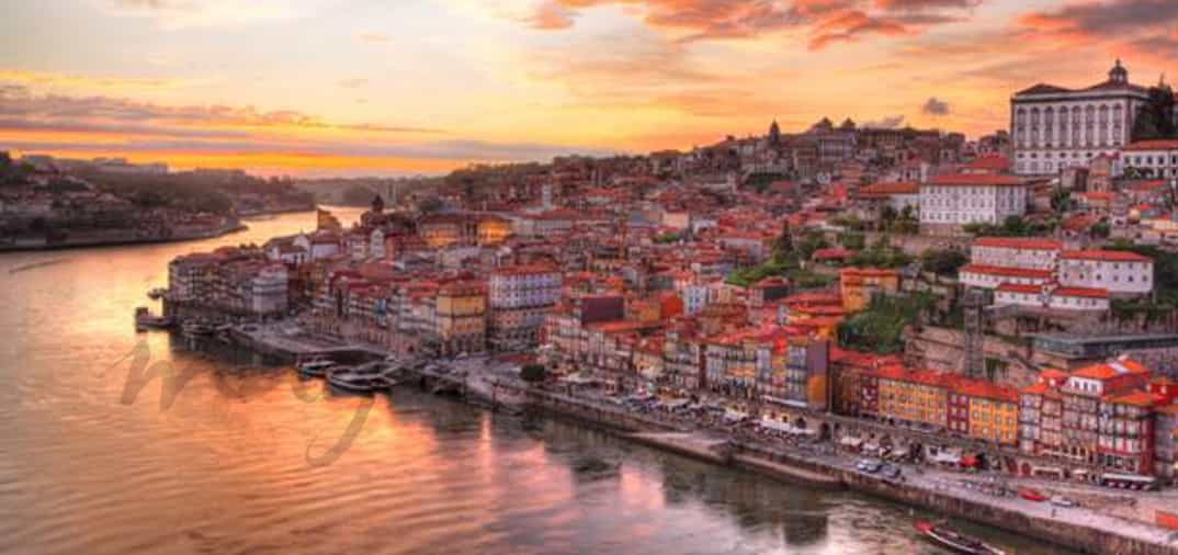 Oporto, escapada romántica