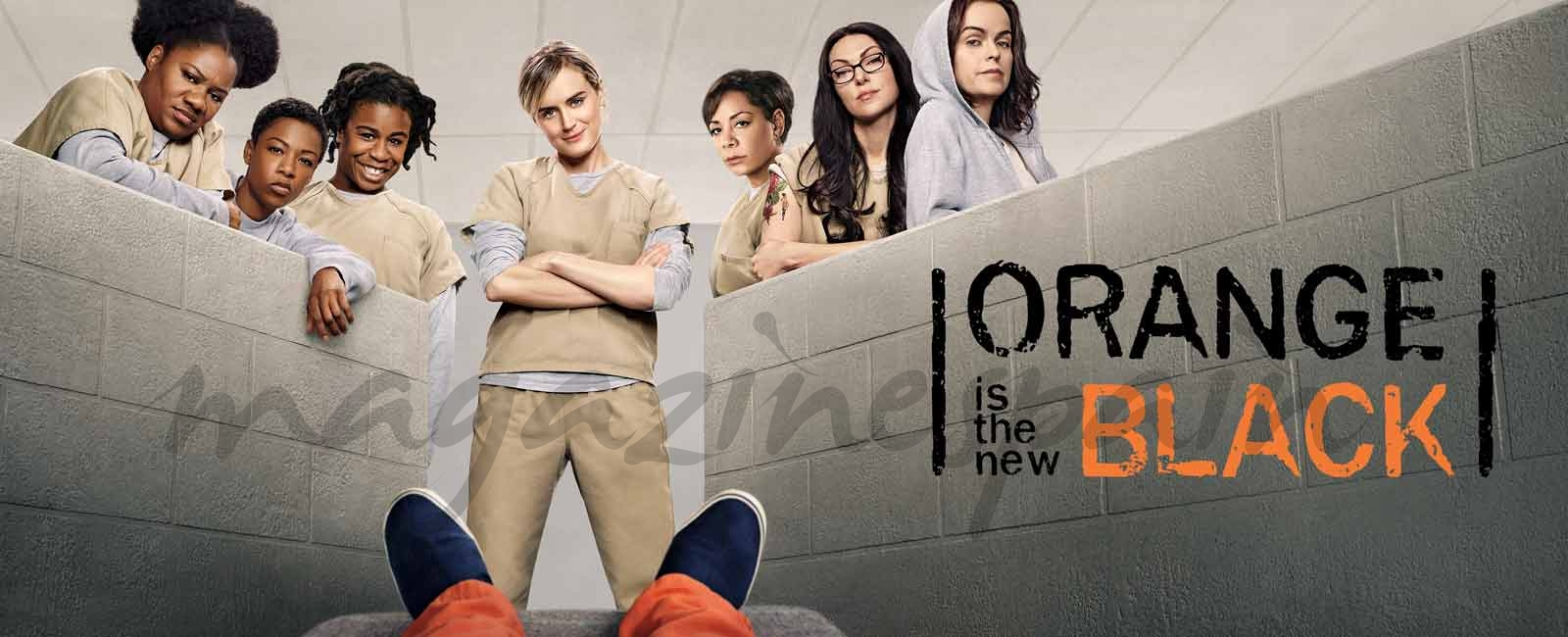 """Orange Is the New Black"", estreno quinta temporada"