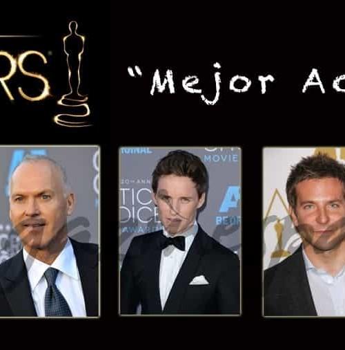 """Camino a los Oscars 2015: Nominados a """"Mejor Actor"""""""