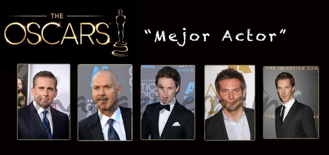 Camino a los Oscars 2015: Nominados a «Mejor Actor»