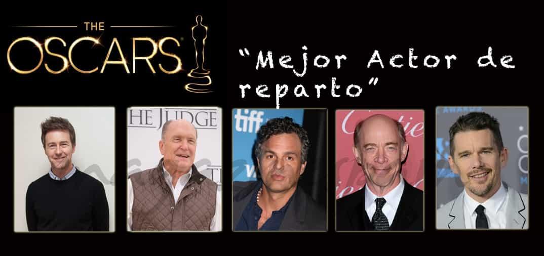 """Camino a los Oscars 2015: Nominados a """"Mejor Actor de Reparto"""""""