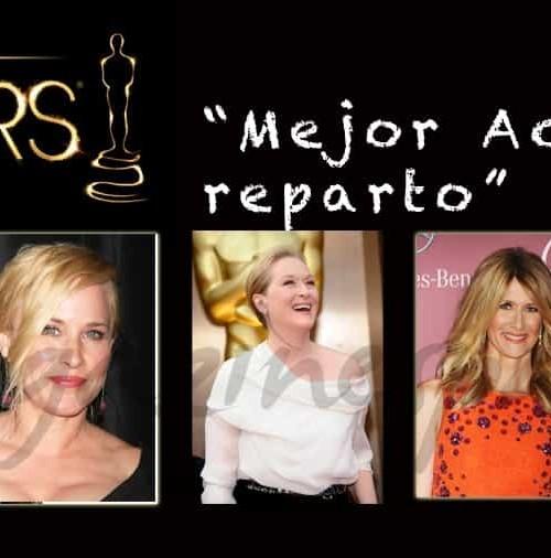 """Camino a los Oscars 2015: Nominadas a """"Mejor Actriz de Reparto"""""""