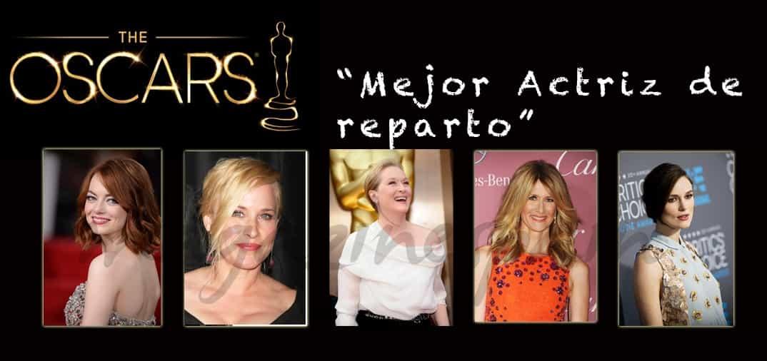Camino a los Oscars 2015: Nominadas a «Mejor Actriz de Reparto»