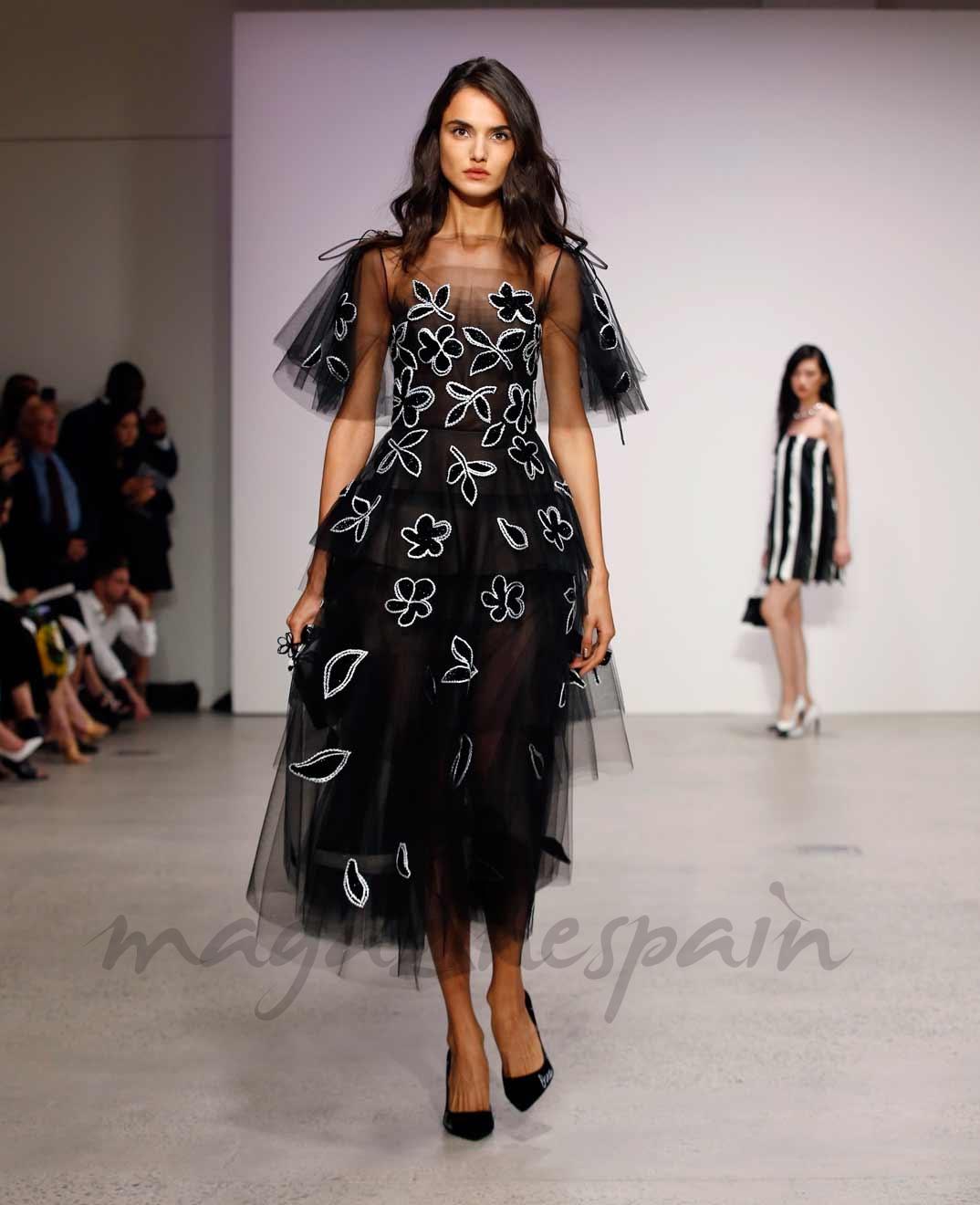 New York Fashion Week - SS18 - Oscar de la Renta