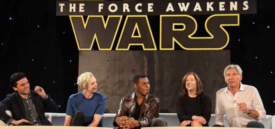 Star Wars: El despertar de la Fuerza – Comienza la cuenta atrás