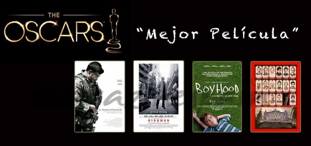 Camino a los Oscars 2015: Nominadas a «Mejor Película» (Parte 1ª)