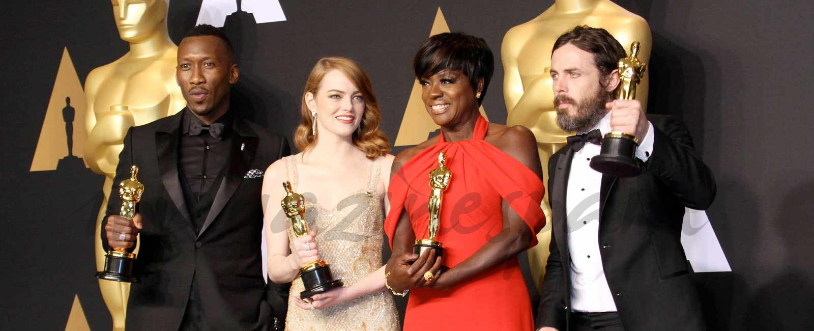 Oscars 2017: Los galardonados… en una noche «accidentada»
