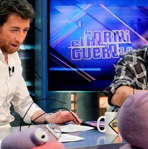 """""""El hormiguero"""", Premio Nacional de Televisión 2016"""