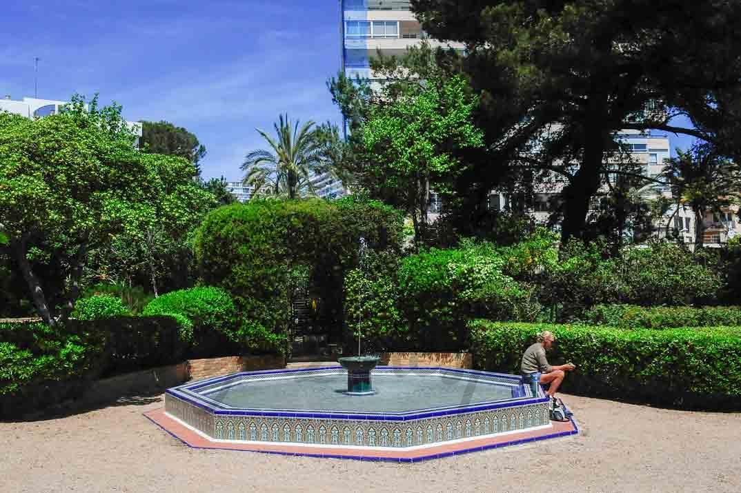 Ya podemos visitar el palacio de marivent for Jardines de marivent