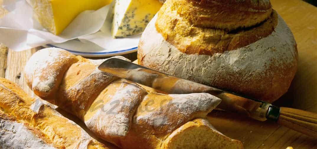 Haz pan con nosotros.