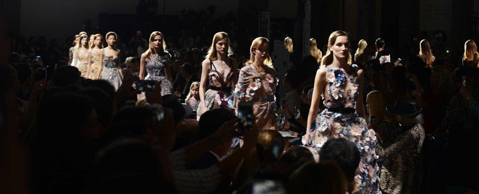 Paris Fashion Week 2016: Elie Saab