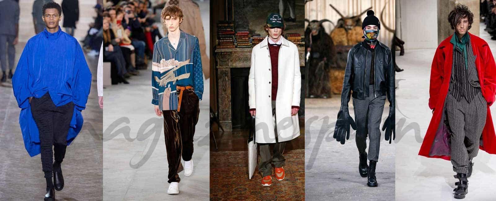 Lo mejor de la París Men Fashion Week: Otoño-Invierno 2017-2018