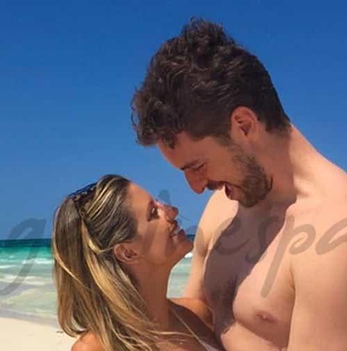 Pau Gasol y Catherine McDonell nueva pareja