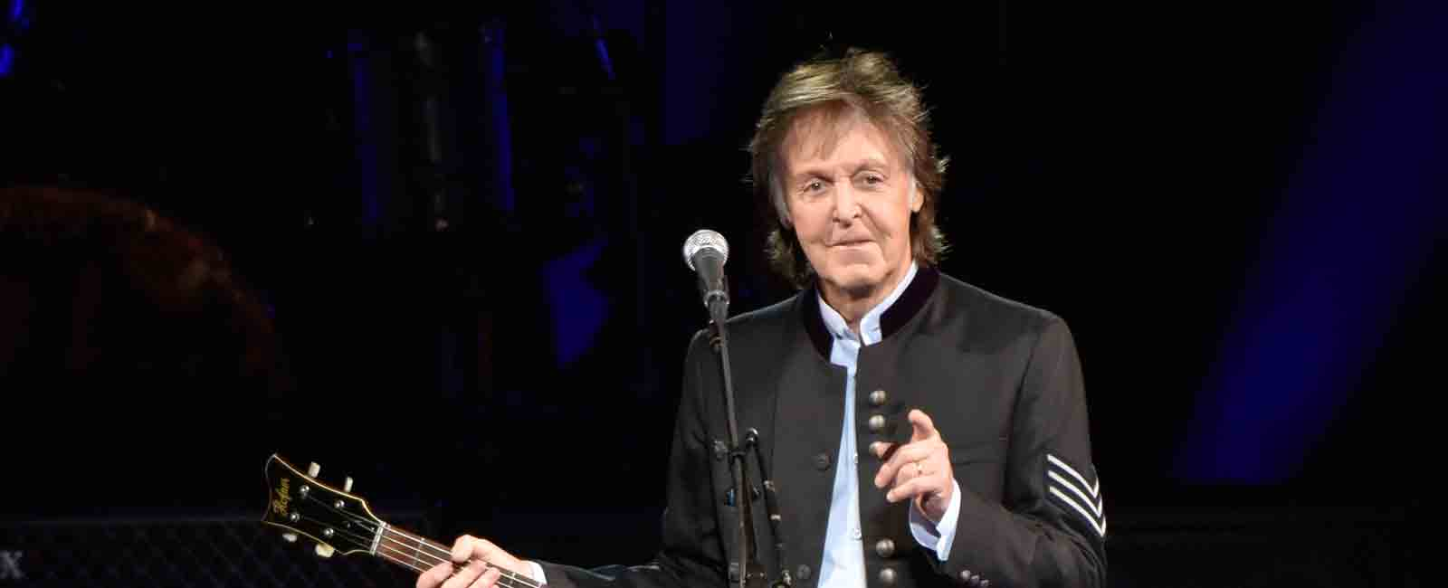 Paul McCartney triunfa en Hollywood recién cumplidos 75 años