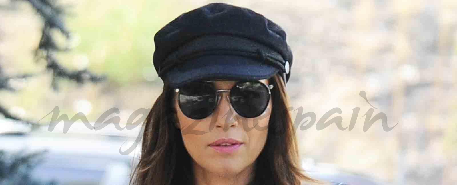 Paula Echevarría muestra su lado más rockero