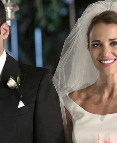 Los vestidos de novia de Ana (Paula Echevarría) para dar el sí quiero a Alberto (Miguel Ángel Silvestre)