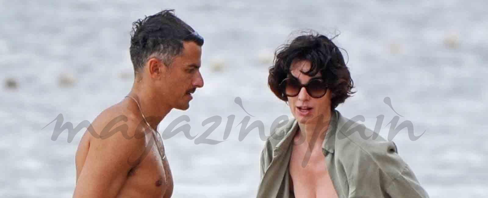 Paz Vega y su marido vacaciones en Ibiza