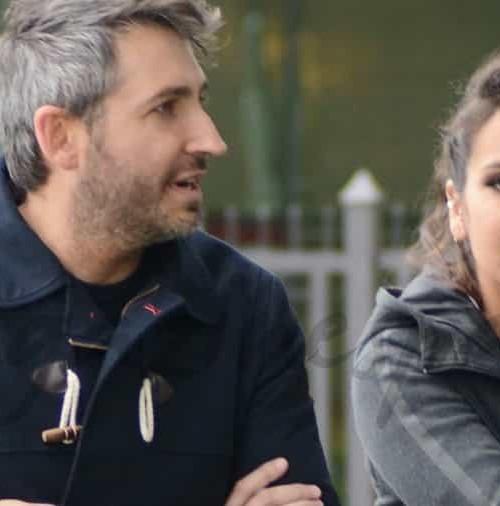 """Cristina Pedroche se despide de sus compañeros de """"Zapeando"""""""