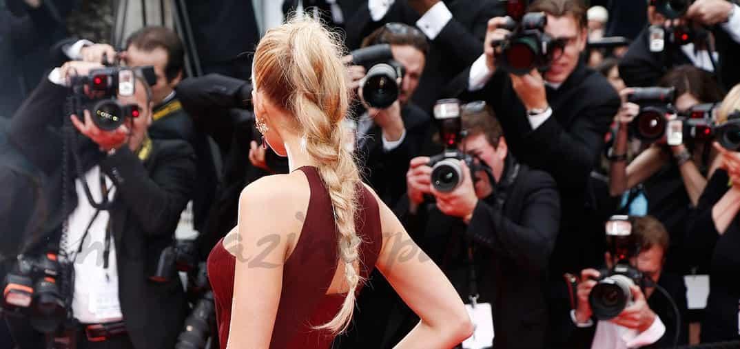 ¡Péinate como una estrella en Cannes!